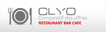 CLYO comparatif des offres Restaurant Bar Cafe