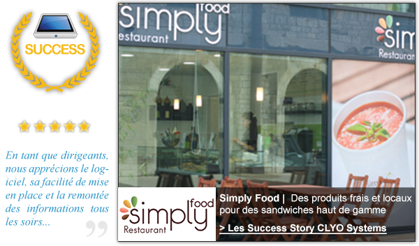 Les success story CLYO SYSTEMS
