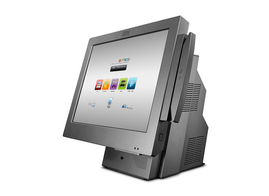 Populaire CLYO SYSTEMS: Pack promotionnel IBM SUREPOS 526 avec caisse  IW89