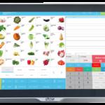 logiciel de caisse pour un commerce de fruits et légumes